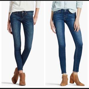 Lucky Brand Charlie Skinny Jeans Regular 0/25